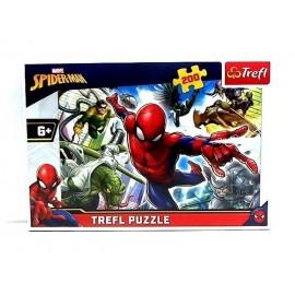 Puzzle 200 Urodzony bohater TREFL
