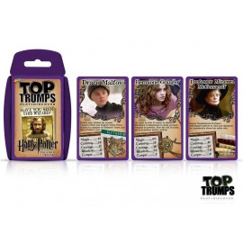 Top Trumps Harry Potter Więzień Azkabanu