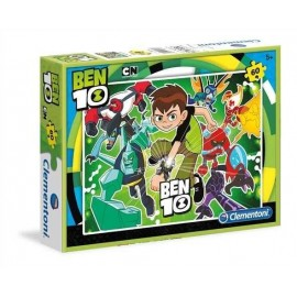 Puzzle 60 Ben 10