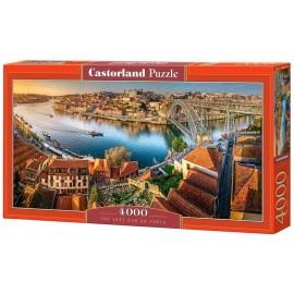 Puzzle 4000 The Last Sun on Porto CASTOR