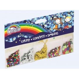 Confetti cekiny FIORELLO
