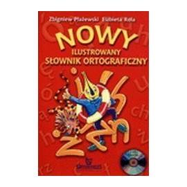 Ilustrowany słownik ortograficzny + CD