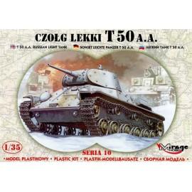 """Lekki Czołg """"T-50"""""""
