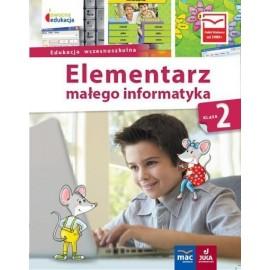 Elementarz małego informatyka SP 2 Podr. + CD