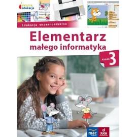 Elementarz małego informatyka SP 3 Podr. + CD