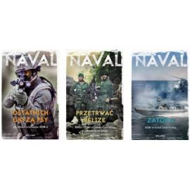 Naval 3w1: Ostatnich gryzą psy + Przetrwać Belize + Zatoka