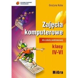Informatyka SP 4-6 Zaj. Komputerowe Podr +CD MIGRA