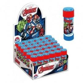 Bańki mydlane Avengers 55ml (36szt)