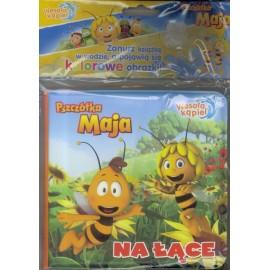 Pszczółka Maja Wesoła kąpiel - Na łące