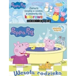 Świnka Peppa. Wesoła Kąpiel. Wesoła Rodzinka