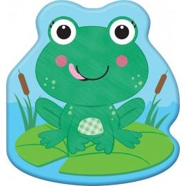 Książeczki kąpielowe. Mała Żabka