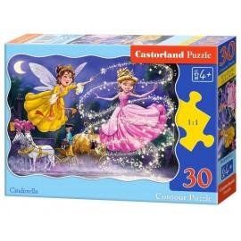 Puzzle 30 Cinderella CASTOR