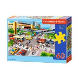 Puzzle 60 City Rush CASTOR