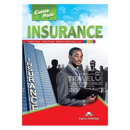Career Paths: Insurance SB EXPRESS PUBLISHING
