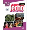 Echo B2 Methode de franais podr. + DVD CLE