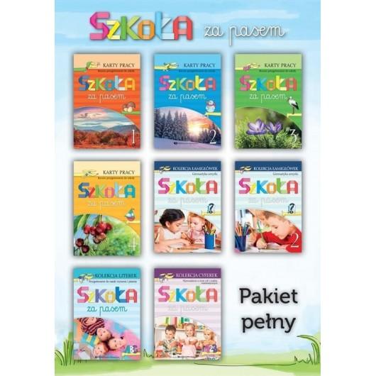 Szkoła za pasem - Pakiet pełny WE