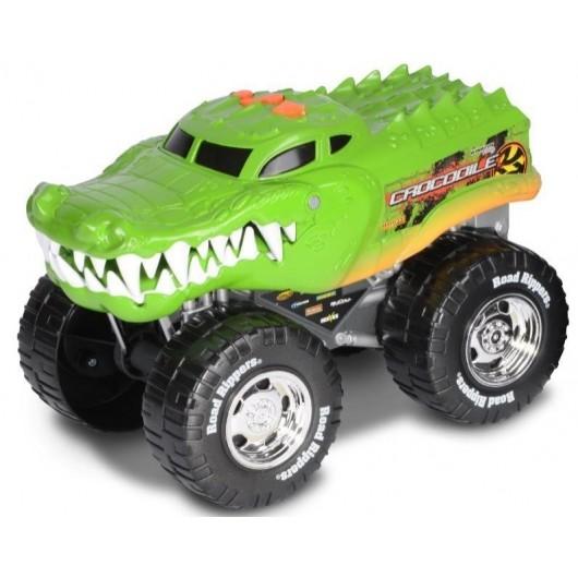 RoadRippers Monster Truck Crocodile DUMEL