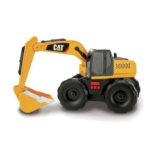 CAT Big Builder L&S - Koparka DUMEL