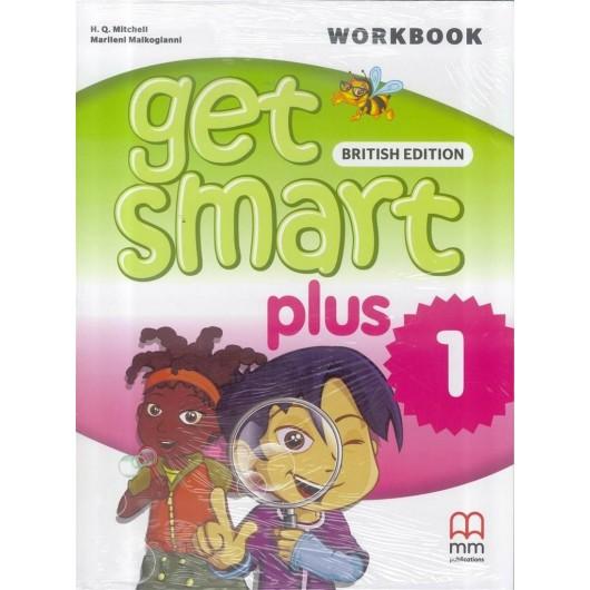 Get Smart Plus 1 WB + CD MM PUBLICATIONS
