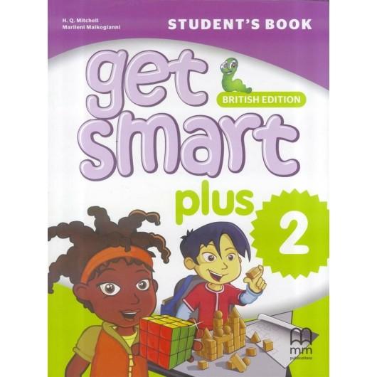 Get Smart Plus 2 SB MM PUBLICATIONS