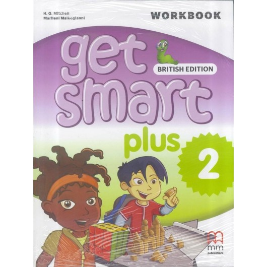 Get Smart Plus 2 WB + CD MM PUBLICATIONS