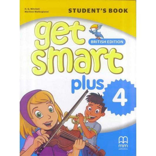 Get Smart Plus 4 SB MM PUBLICATIONS