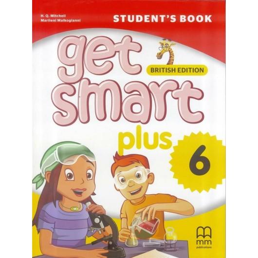 Get Smart Plus 6 SB MM PUBLICATIONS