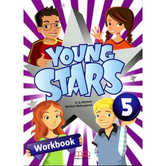 Young Stars 5 WB + CD MM PUBLICATIONS