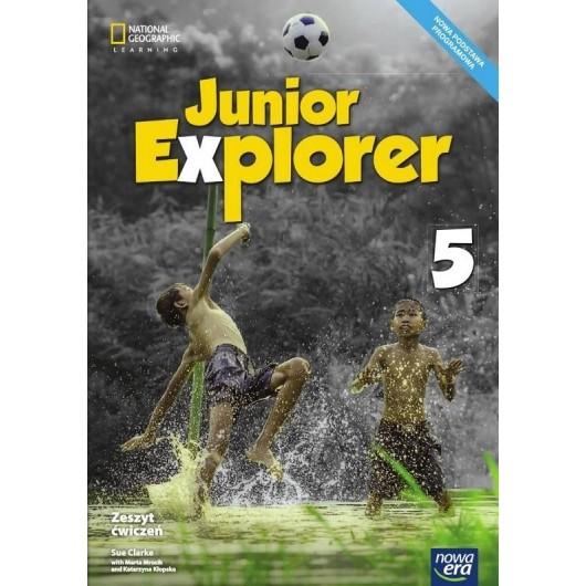 Junior Explorer 5 ćw. NE