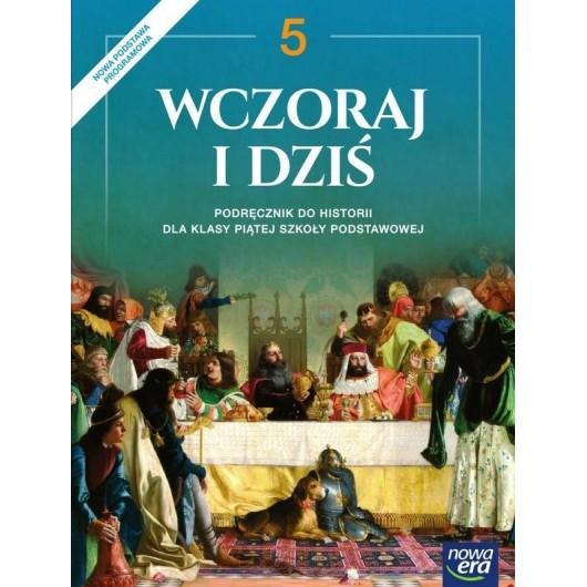 Historia SP 5 Wczoraj i dziś Podr. w.2018 NE