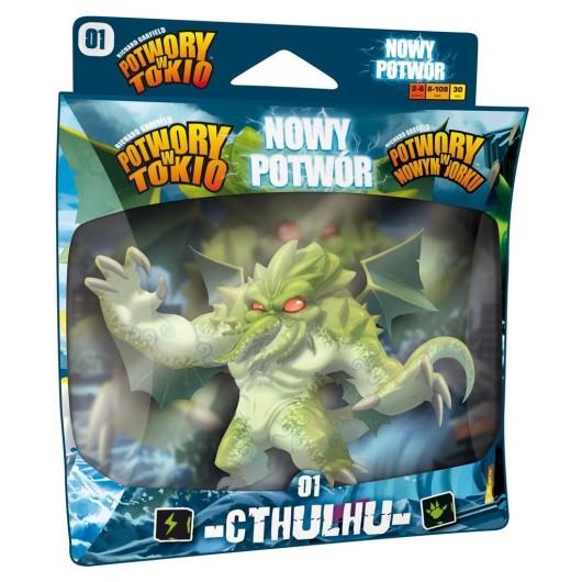 Gra - Cthulhu. Nowy potwór