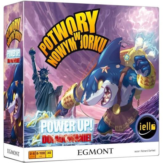 Gra - Power Up! Doladowanie/Potwory w NY