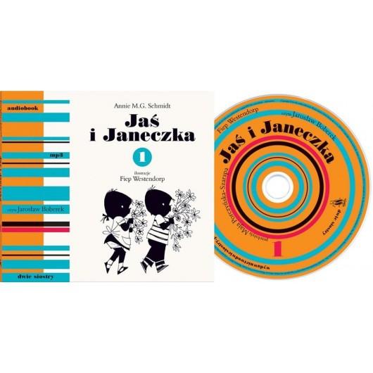Jaś i Janeczka 1. Audiobook