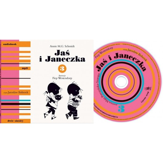 Jaś i Janeczka 3. Audiobook
