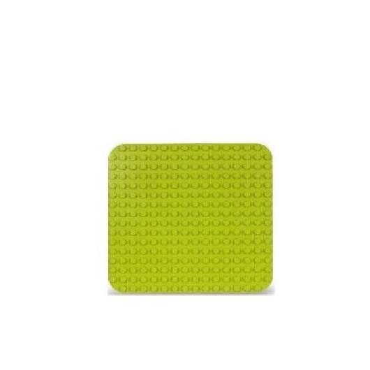 Klocki - Płyta konstrukcyjna zielona