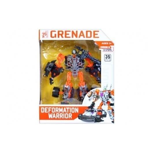 Robot plastikowy Grenade
