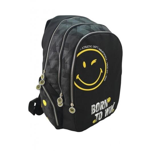 Plecak zaokrąglony Smiley Winner