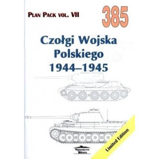 Czołgi Wojska Polskiego 1944-1945 nr. 385