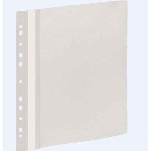 Skoroszyt A4 z europerforacją biały (10szt)
