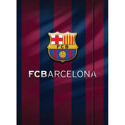 Teczka A4 na dokumenty FC Barcelona