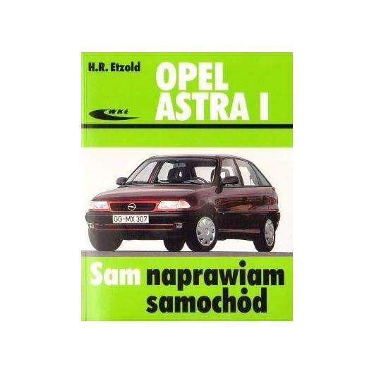 Opel Astra I wyd. 2011