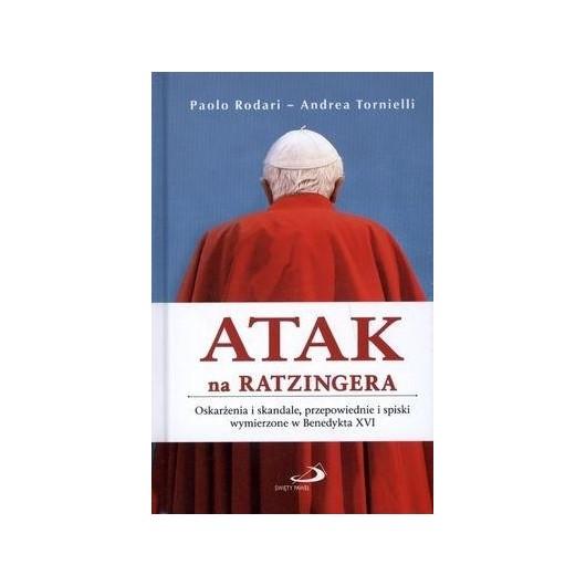 Atak Na Ratzingera TW w.2011