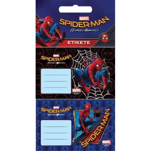 Naklejki na zeszyt Spiderman 3