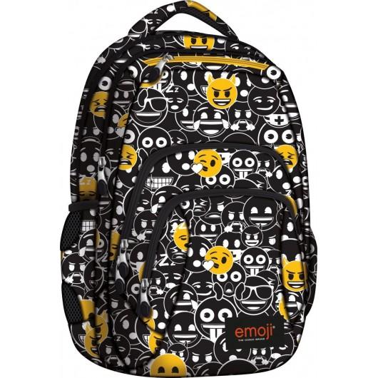 Plecak 4-komorowy Emoji