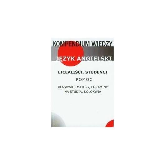 Kompendium wiedzy język angielski