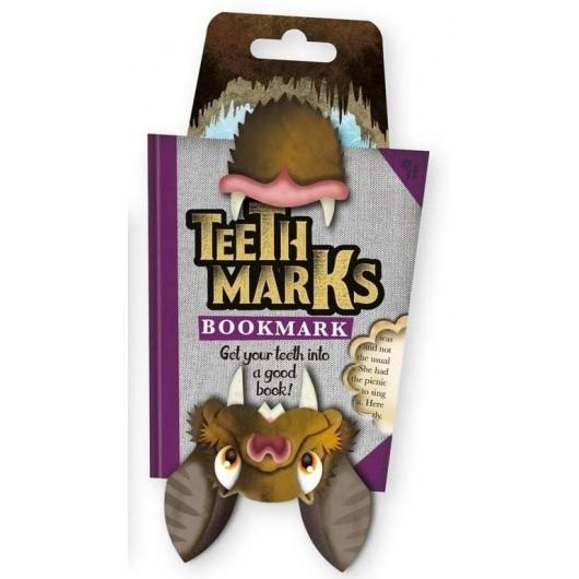 """Teeth Marks - zakładka """"zębowa"""" - Nietoperz"""