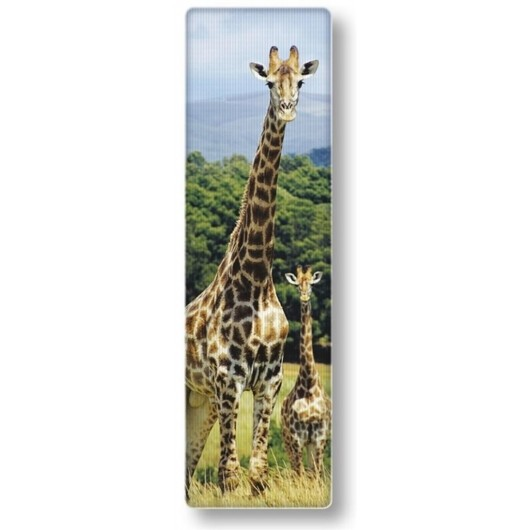 National Geographic Zakładka 3D Żyrafa