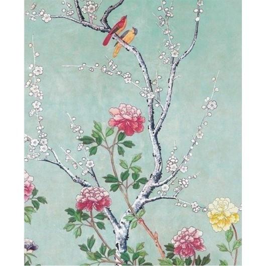 Karnet z kopertą Chinese blossom