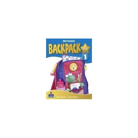 Backpack Gold 1 WB LONGMAN