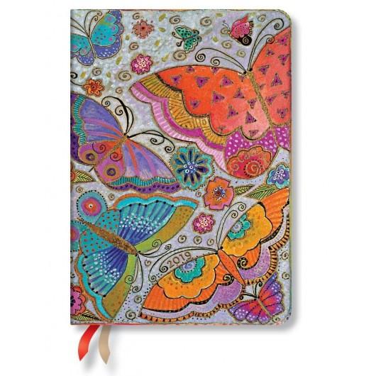 Kalendarz książkowy midi 2019 12M Flutterbyes